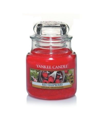 Red Raspberry  - Giara Piccola Yankee Candle