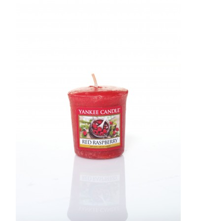 Red Raspberry - Candela Sampler Yankee Candle