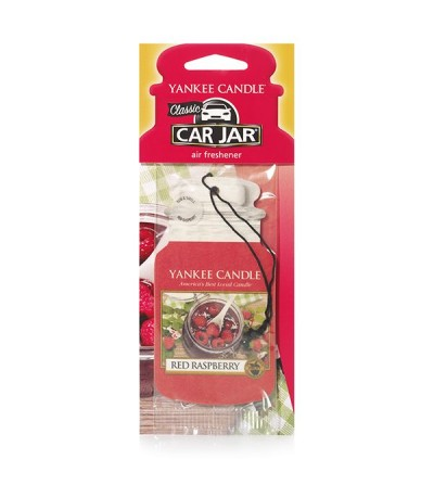 Red Raspberry - Car Jar Yankee Candle