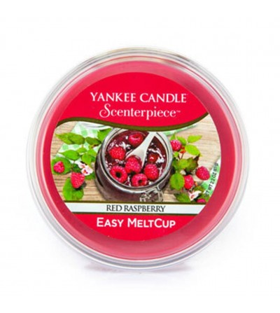 Red Raspberry - Scenterpiece™ MeltCups Yankee Candle