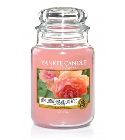 Sun-Drenched Apricot Rose - Giara Grande Yankee Candle