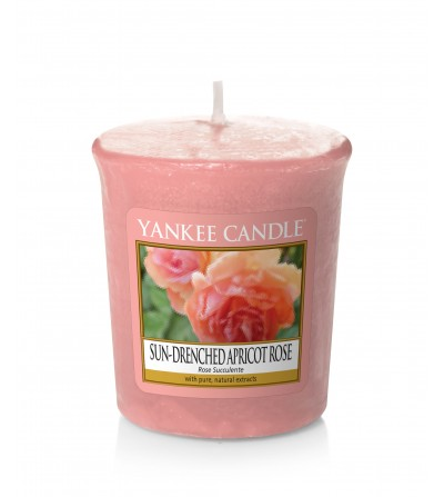 Sun-Drenched Apricot Rose - Candela Sampler Yankee Candle