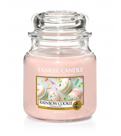 Rainbow Cookie - Giara Media Yankee Candle