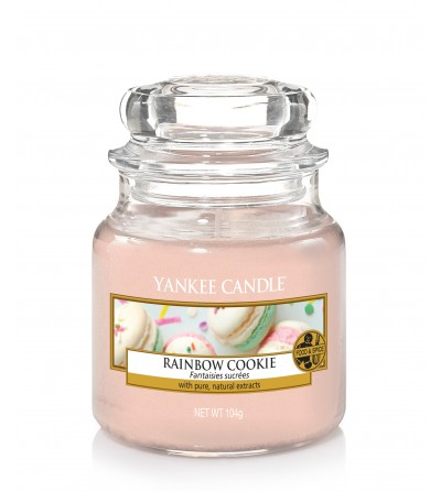 Rainbow Cookie - Giara Piccola Yankee Candle