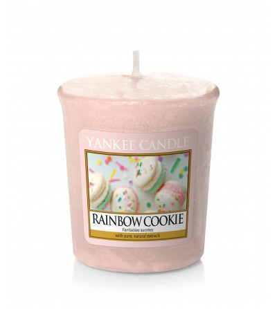 Rainbow Cookie - Candela Sampler Yankee Candle