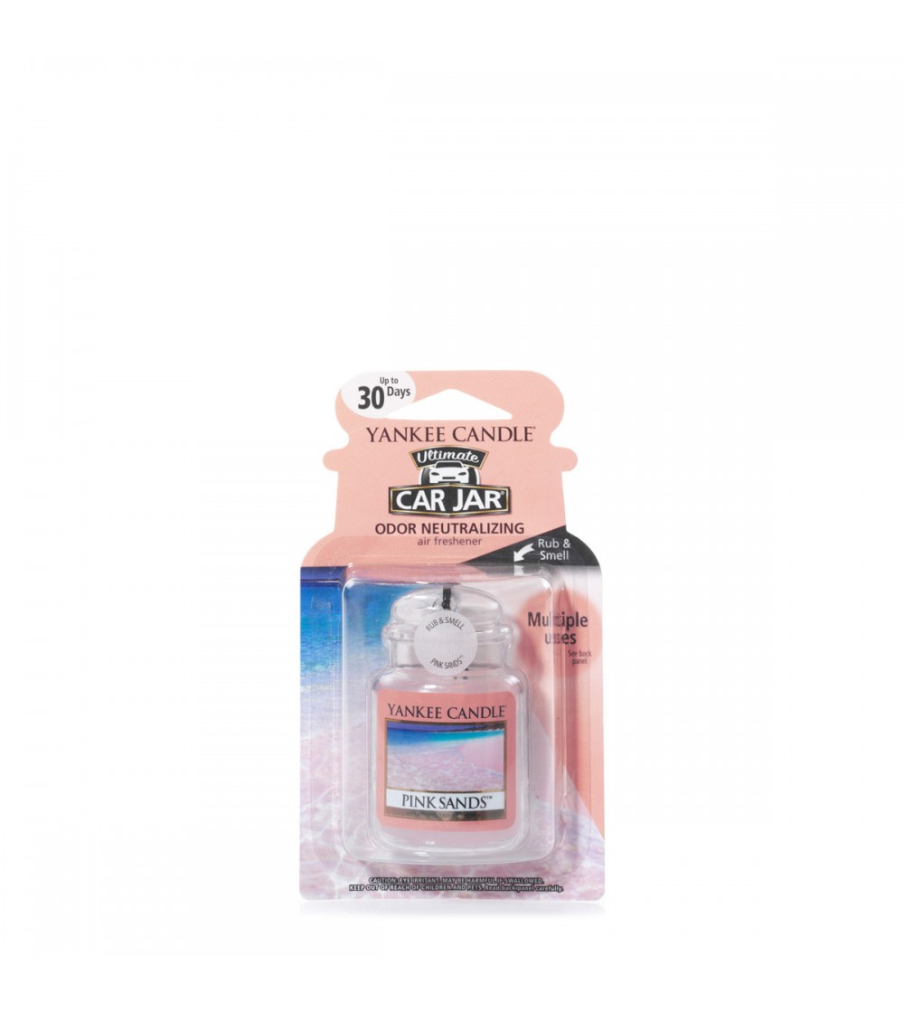 Pink Sands™ - Car Jar® Ultimate Yankee Candle