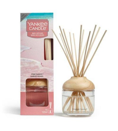 Pink Sands™ - Diffusore a bastoncini Yankee Candle