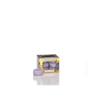 Lemon Lavender - Tea Lights Yankee Candle