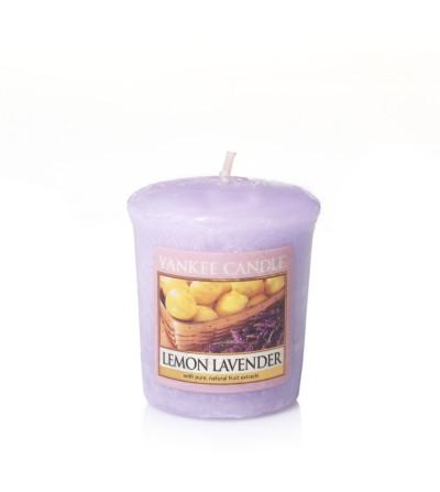 Lemon Lavender - Candela Sampler Yankee Candle