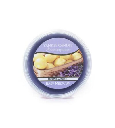 Lemon Lavender - Scenterpiece™ MeltCups Yankee Candle