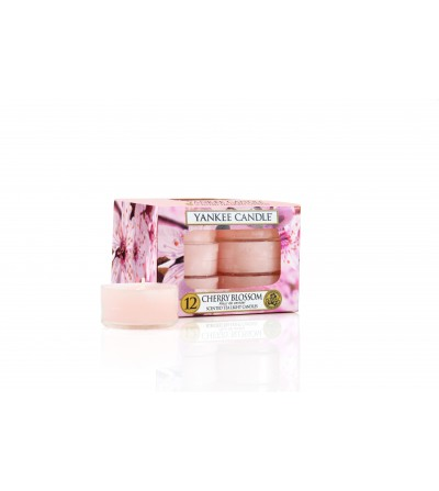 Cherry Blossom - Tea Lights Yankee Candle