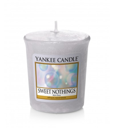 Sweet Nothings - Candela Sampler Yankee Candle