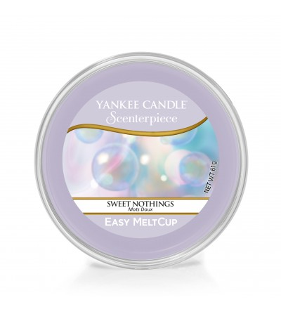 Sweet Nothings - Scenterpiece™ MeltCups Yankee Candle