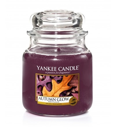 Autumn Glow - Giara Media Yankee Candle