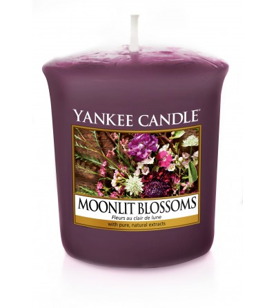 Moonlit Blossoms - Candela Sampler Yankee Candle