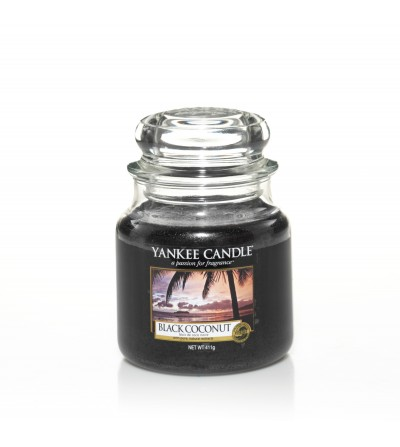 Black Coconut - Giara Media Yankee Candle