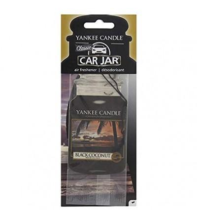 Black Coconut - Car Jar Yankee Candle