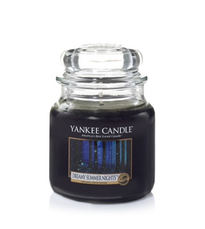 Dreamy Summer Nights - Giara Media Yankee Candle