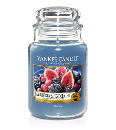 Mulberry & Fig Delight - Giara Grande Yankee Candle