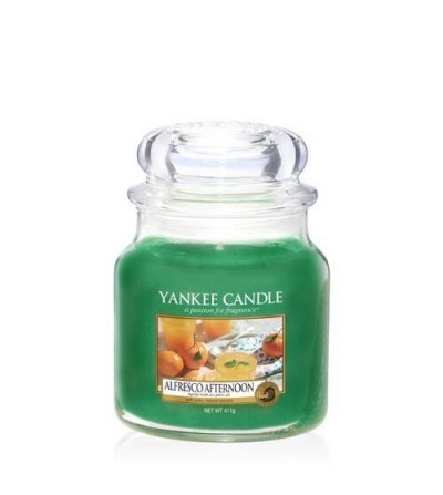 Alfresco Afternoon - Giara Media Yankee Candle