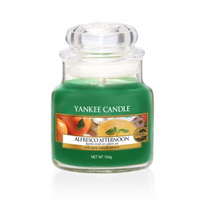 Alfresco Afternoon  - Giara Piccola Yankee Candle