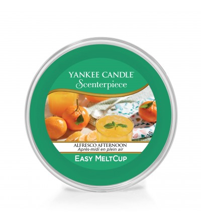 Alfresco Afternoon - Scenterpiece™ MeltCups Yankee Candle