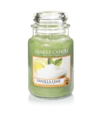 Vanilla Lime - Giara Grande Yankee Candle