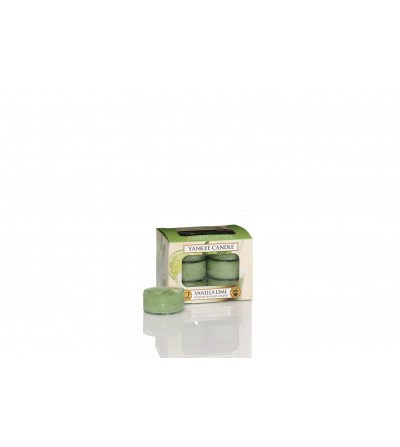 Vanilla Lime - Tea Lights Yankee Candle