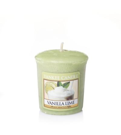 Vanilla Lime - Candela Sampler Yankee Candle